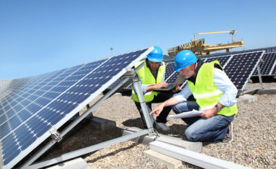 Energy incentives for solar